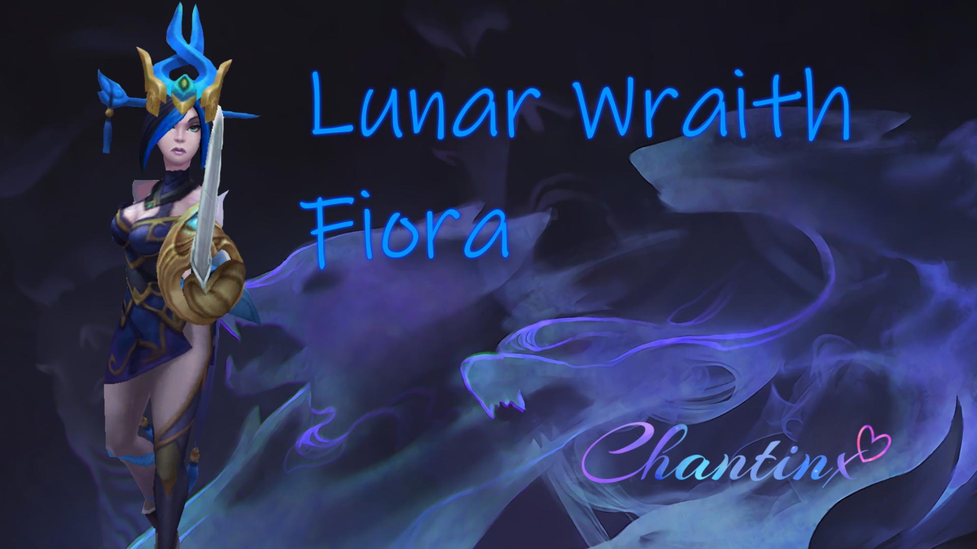 Lunar Wraith Fiora