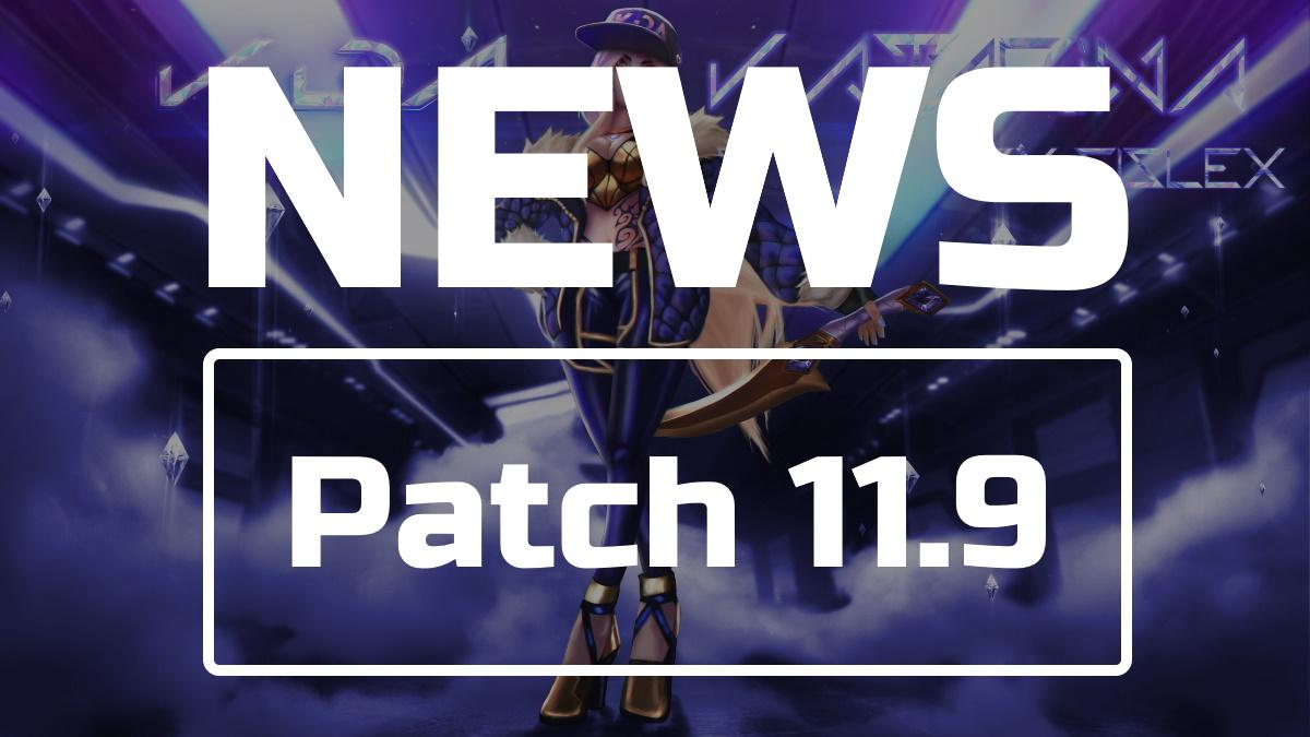Custom Skins in Patch 11.9
