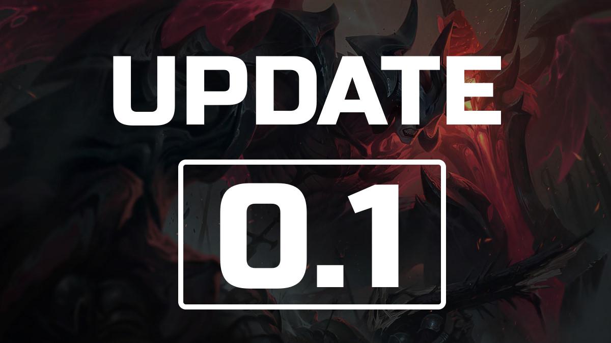 Update 0.1