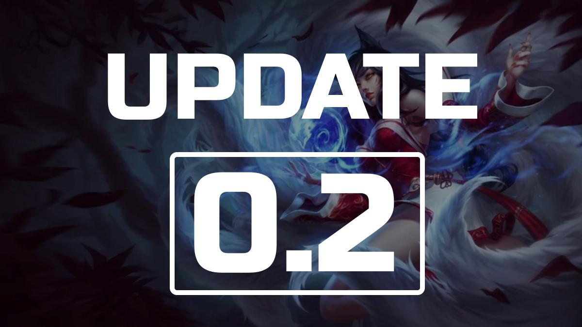 Update 0.2