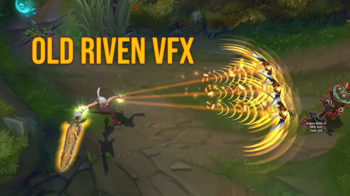 Old Riven Visual Effects