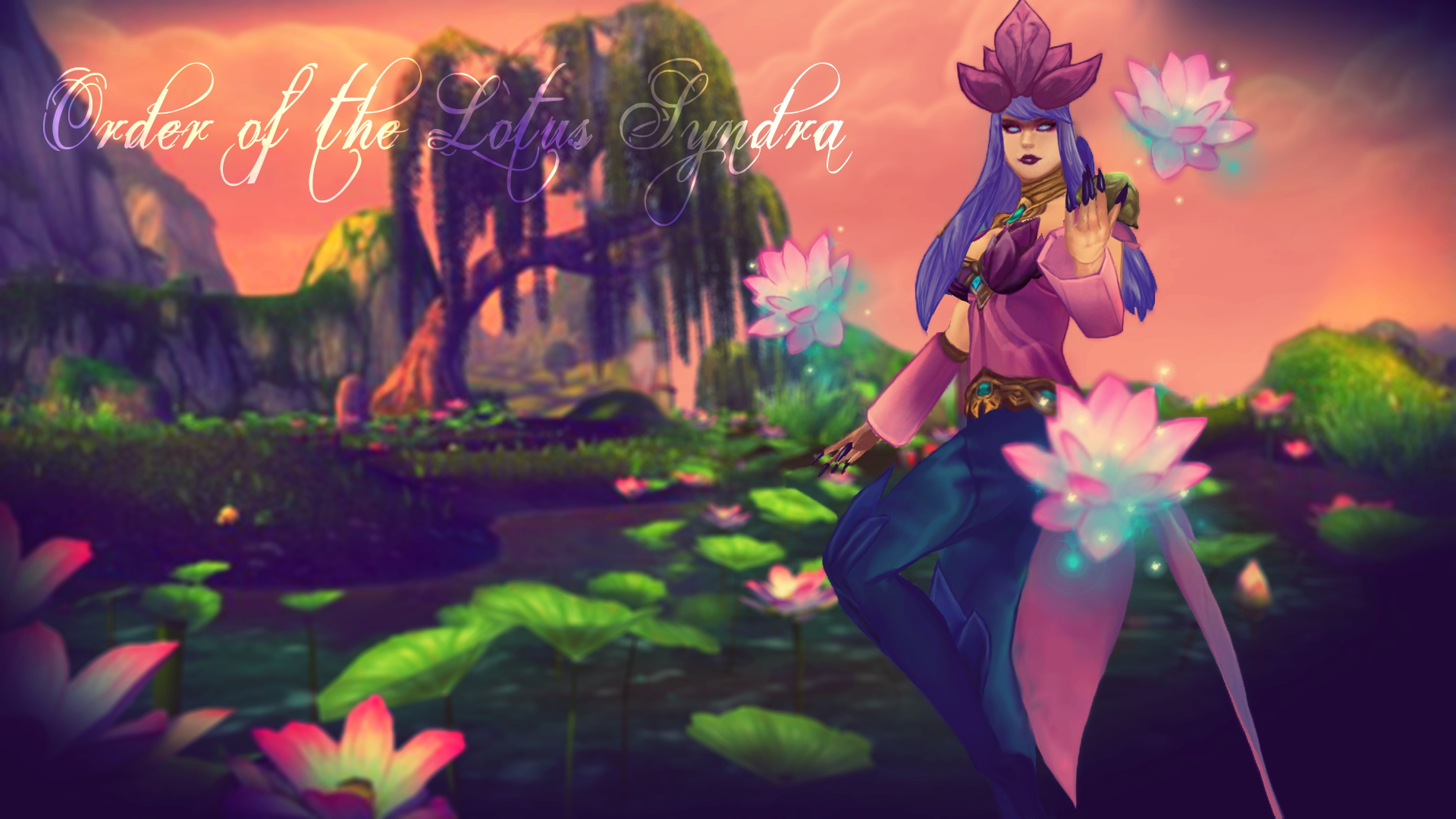 Order of the Lotus Syndra