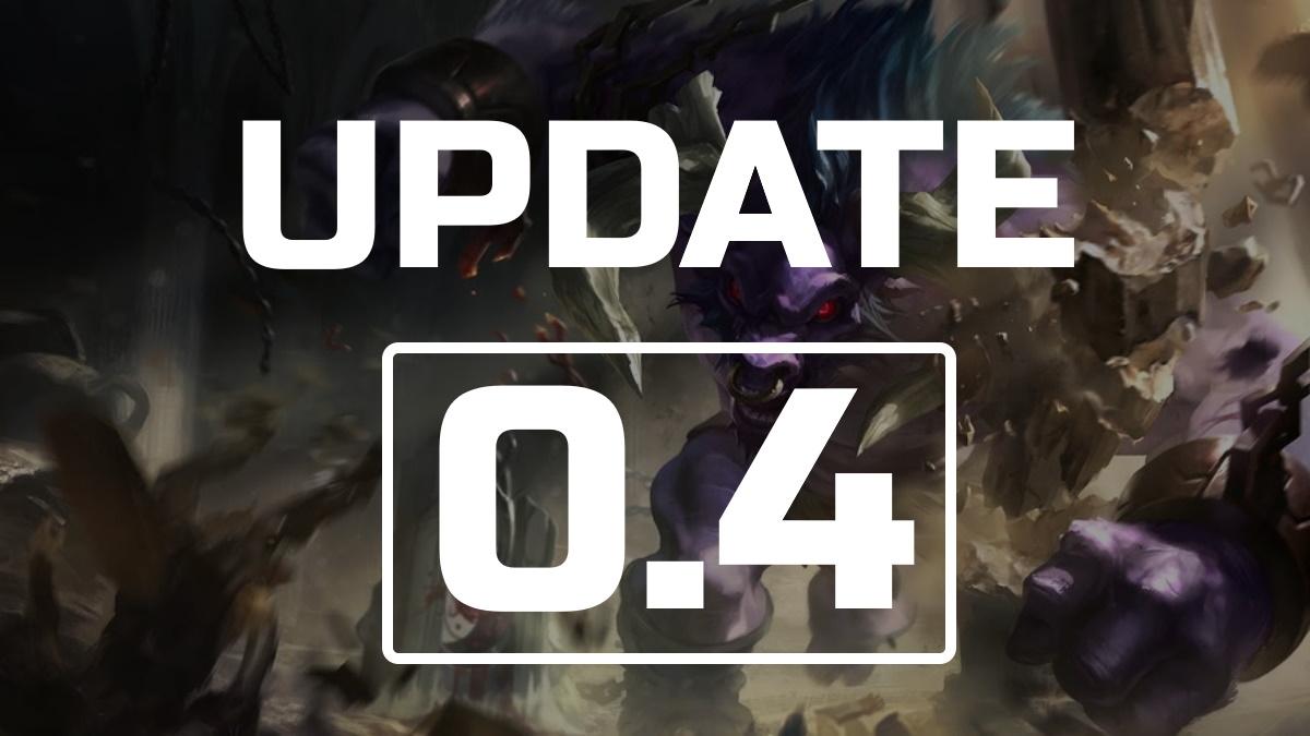 Update 0.4