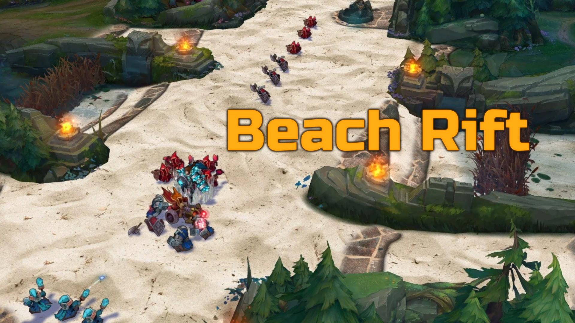 Beach Rift