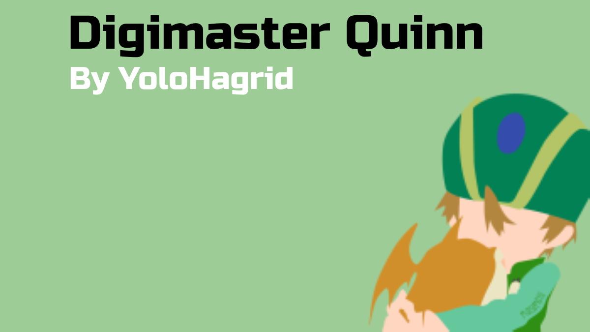 Digimaster Quinn