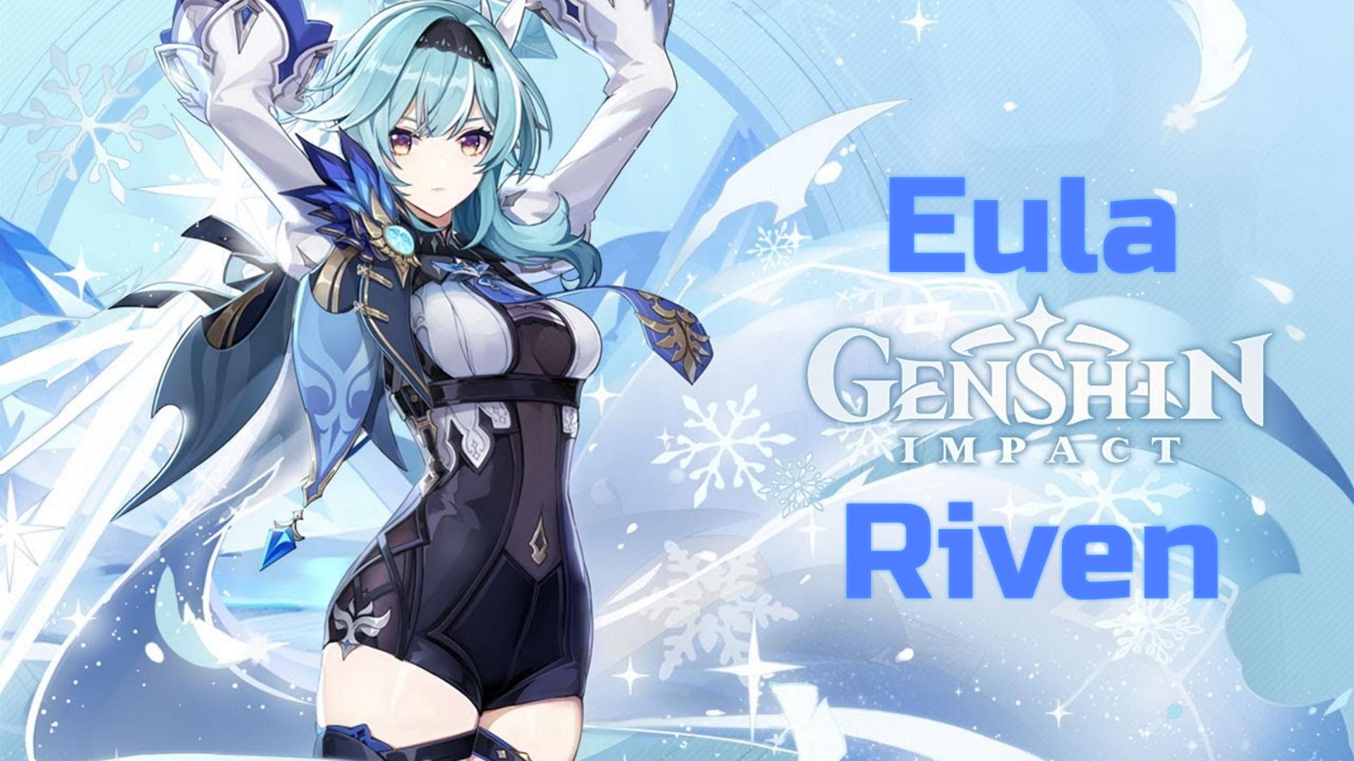 Eula (Riven) – Genshin Impact