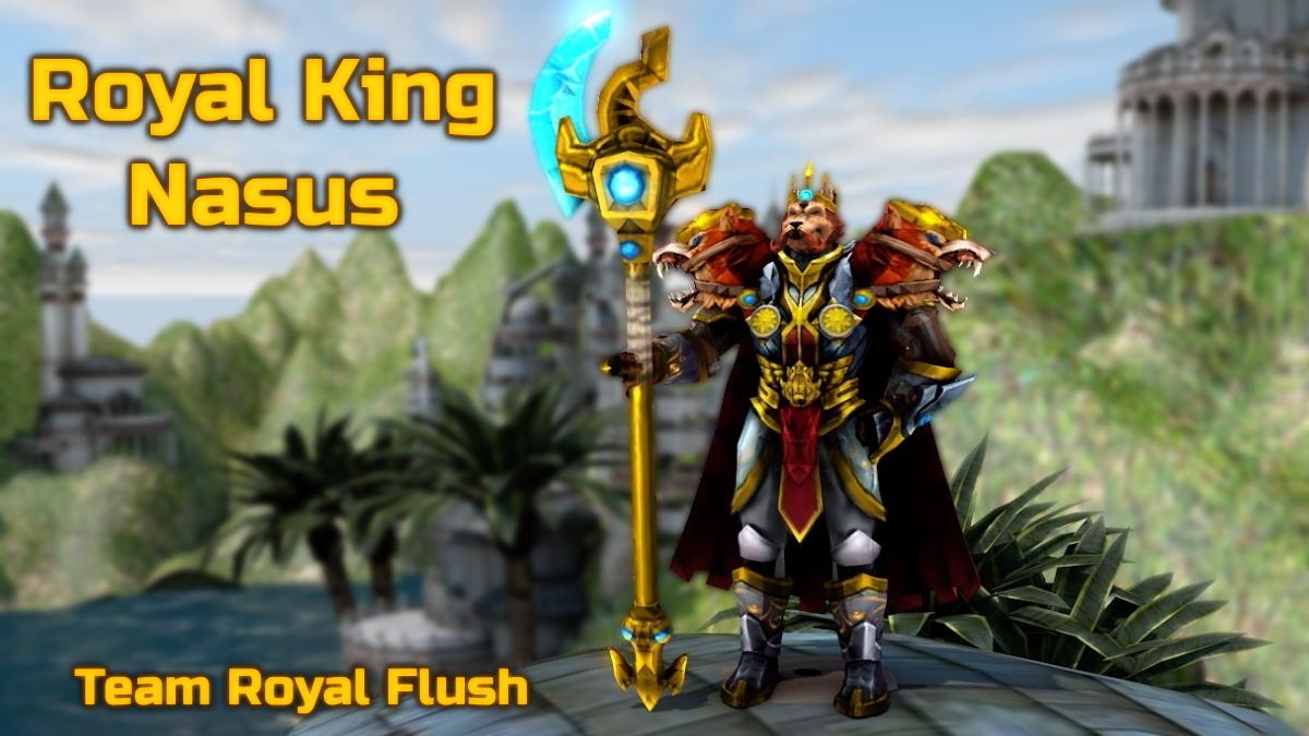 Royal King Nasus
