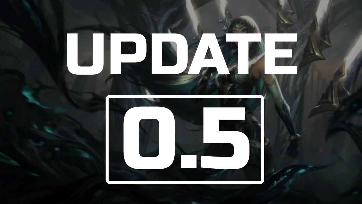 Update 0.5