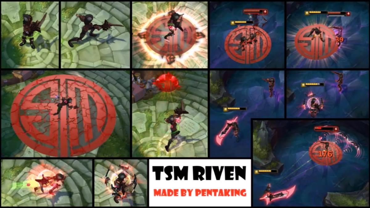 TSM Riven