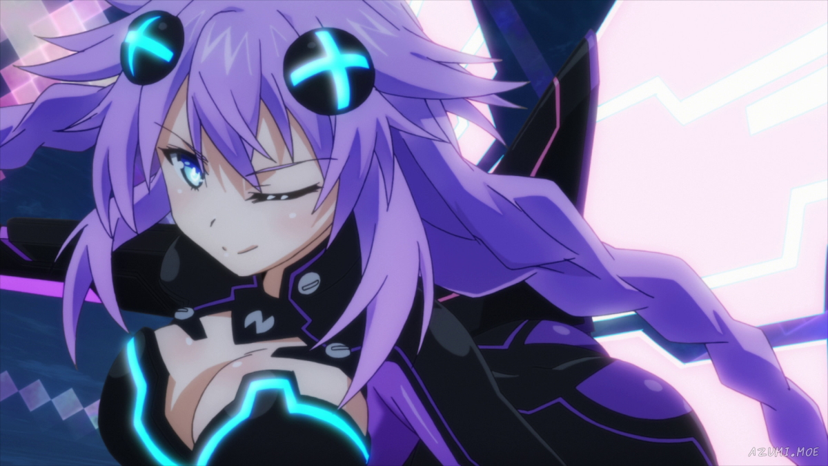 Neptune (Purple Heart) Yasuo – HDN The Goddess