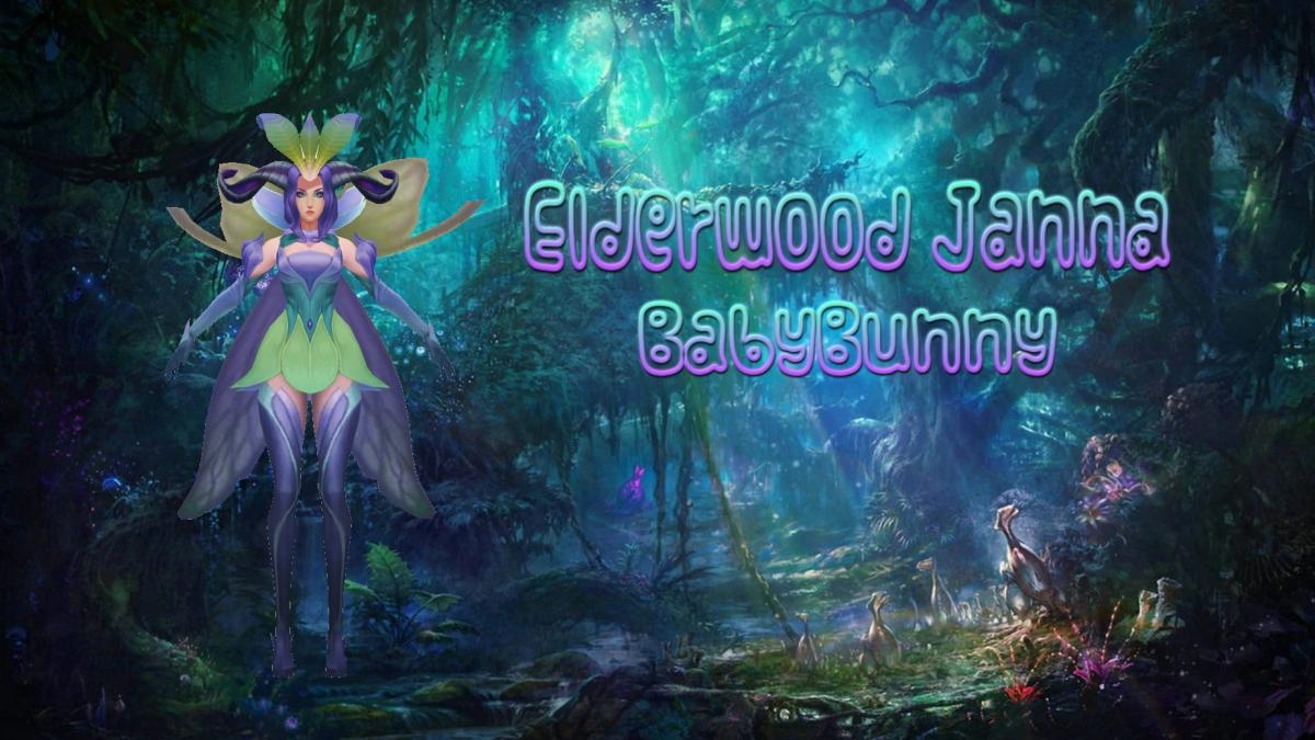 Elderwood Janna