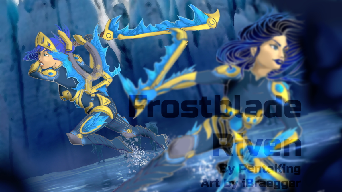 Frostblade Riven