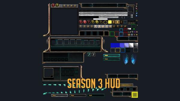 Season 3 HUD